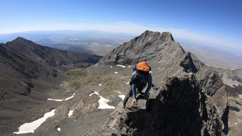 Little Bear Peak to Blanca Peak Traverse Hike Information